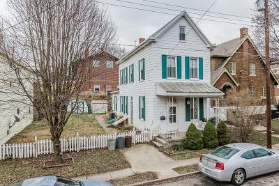 Bromley, Ludlow Single Family Home For Sale: 111 Shelby Street