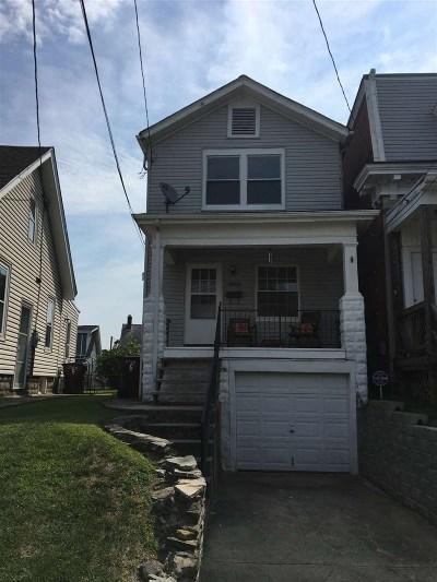 Covington Single Family Home For Sale: 3906 Gilbert Avenue