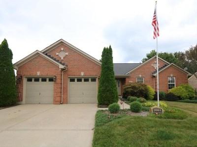 Burlington Single Family Home For Sale: 3001 Collier Lane