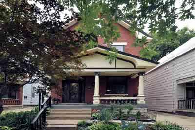Newport Single Family Home For Sale: 1117 Vine Street