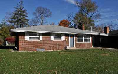 Erlanger Single Family Home For Sale: 524 Perimeter Drive