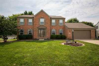 Burlington Single Family Home For Sale: 3638 Trevor Lane
