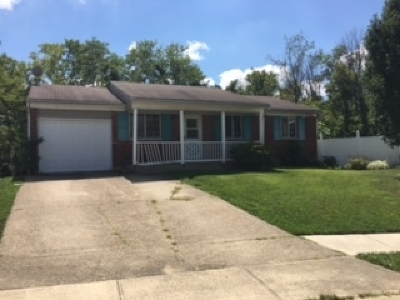 Elsmere Single Family Home For Sale: 3815 Harvest Way