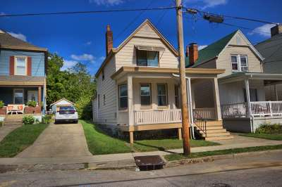 Covington Single Family Home For Sale: 3606 Park Avenue
