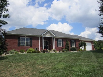 Boone County, Campbell County, Kenton County Single Family Home For Sale: 4920 Oliver Road
