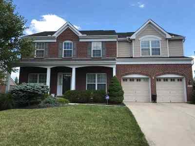 Union Single Family Home For Sale: 9862 Burleigh Lane