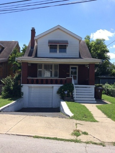 Covington Single Family Home For Sale: 305 Boone