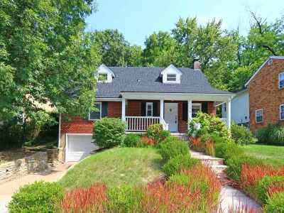 Kenton County Single Family Home For Sale: 1414 Amsterdam Road