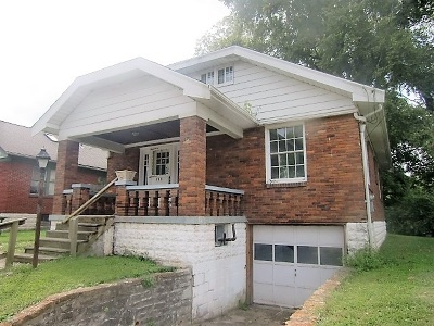 Silver Grove Single Family Home For Sale: 120 W 4th Street