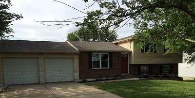 Burlington Single Family Home New: 1772 Hunters Trace