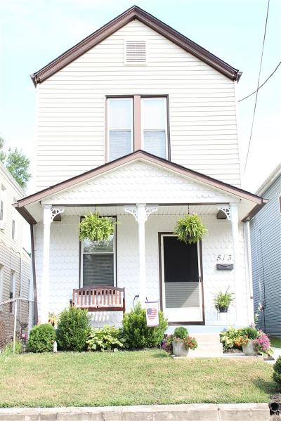 Dayton Single Family Home For Sale: 513 4th