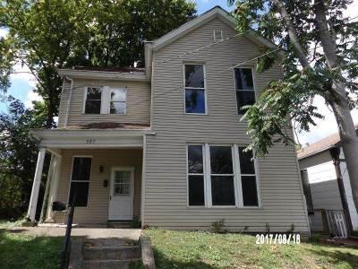 Covington Single Family Home For Sale: 357 Bond