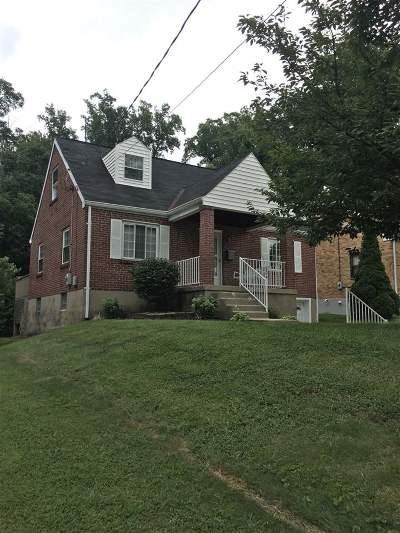 Fort Wright Single Family Home New: 112 Morris