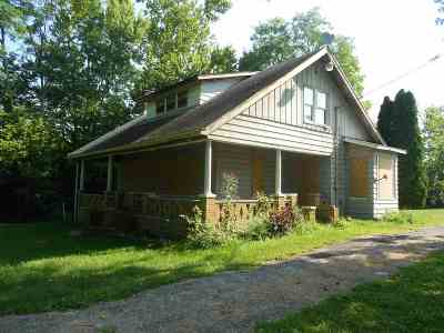 Boone County Single Family Home New: 118 Walton Nicholson Road