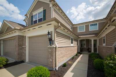 Campbell County Condo/Townhouse For Sale: 6001 Marble Way