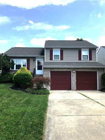 Hebron Single Family Home For Sale: 1771 Transparent Ct.