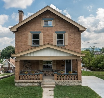 Covington Single Family Home For Sale: 1802 Jefferson