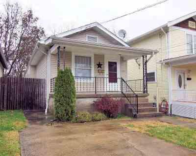 Covington Single Family Home New: 128 Daniels Street