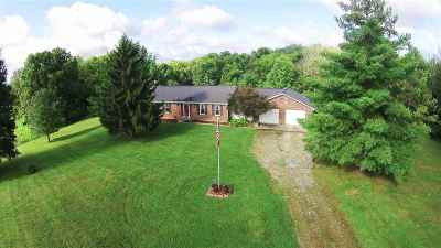 Boone County Single Family Home For Sale: 3051 Feeley Road