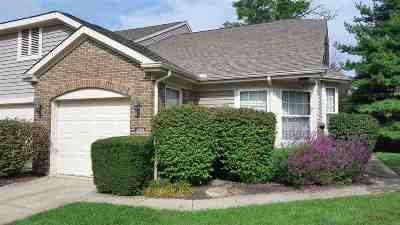 Union Condo/Townhouse For Sale: 10783 Gleneagle Drive