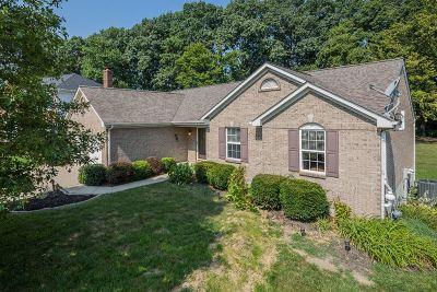 Burlington Single Family Home New: 6291 Autumn Trail