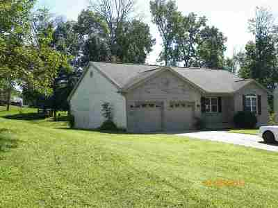 Independence Single Family Home For Sale: 10427 Flintrock Bluff Drive