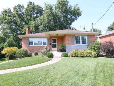 Fort Wright Single Family Home For Sale: 309 Birchwood Drive