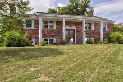 Boone County Single Family Home For Sale: 210 W Dilcrest Circle