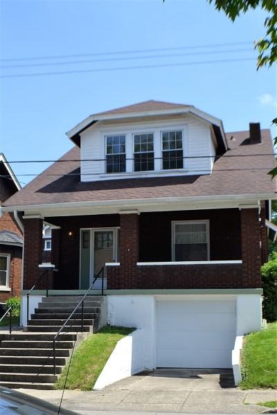 Covington Single Family Home New: 7 Holmesdale Court
