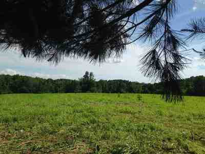 Burlington Residential Lots & Land For Sale: 15 Acres Feeley Road