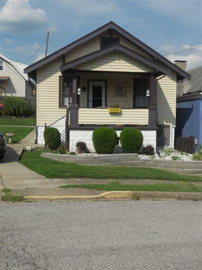 Kenton County Single Family Home For Sale: 1232 Clark Street