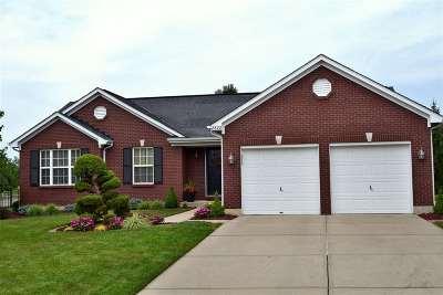 Burlington Single Family Home New: 2872 Sherwood Court