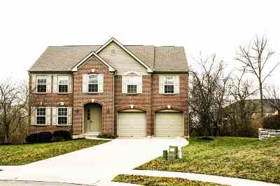 Hebron Single Family Home For Sale: 2507 Rockcreek Court