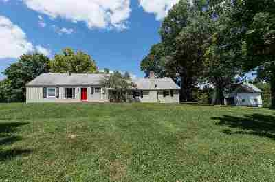 Covington Single Family Home For Sale: 10192 Marshall Road