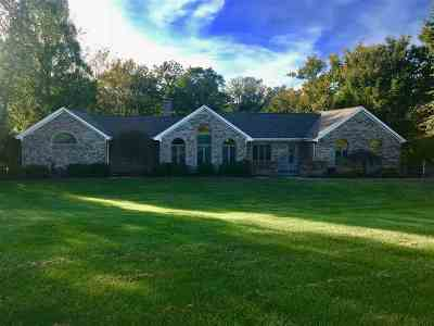 Owen County Single Family Home For Sale: 510 Whipporwill Lane