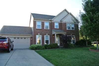 Burlington Single Family Home For Sale: 4806 Cornell Drive