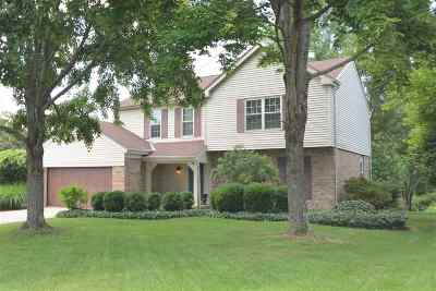 Florence Single Family Home For Sale: 8644 Heritage Drive