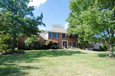 Hebron Single Family Home For Sale: 2142 Tree Top Lane