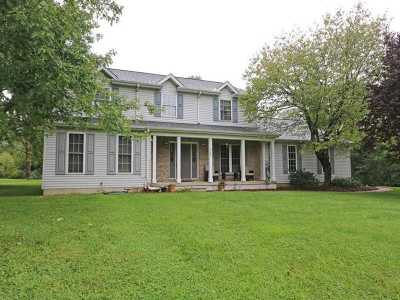 Burlington Single Family Home For Sale: 3153 Bullitsville Road