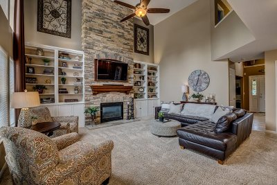 Hebron Single Family Home For Sale: 1202 Crosspointe Drive