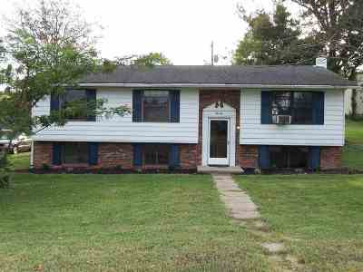 Owen County Single Family Home For Sale: 410 S Main