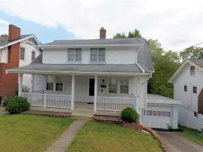 Fort Thomas Single Family Home For Sale: 50 Altamont
