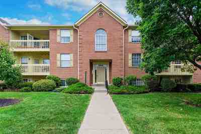 Campbell County Condo/Townhouse For Sale: 32 Highland Meadows Circle #8