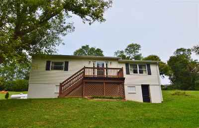 Independence Single Family Home For Sale: 120 Independence Station Road