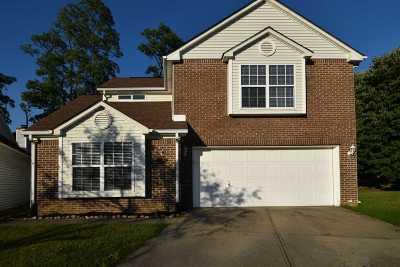 Florence Single Family Home For Sale: 6340 Hampton Ridge Drive