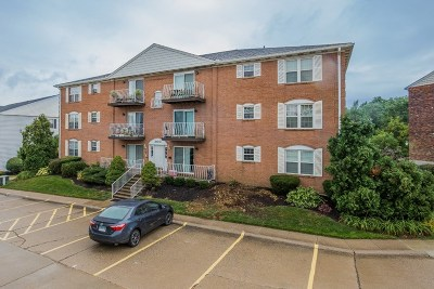 Highland Heights Condo/Townhouse For Sale: 303 Highland Trace