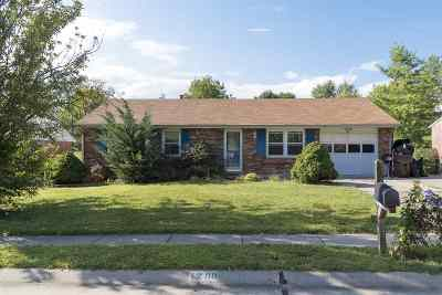 Edgewood KY Single Family Home For Sale: $144,900