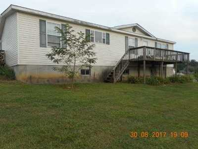 Gallatin County Single Family Home For Sale: 3780 Ky Highway 465