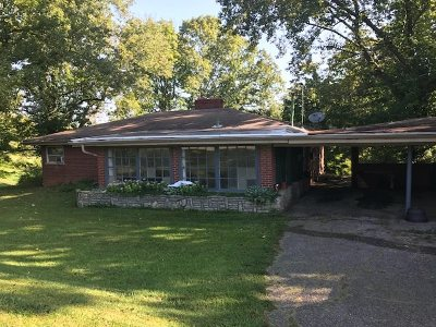 Ryland Heights Single Family Home For Sale: 3958 Stewart Drive