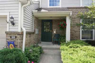 Campbell County Condo/Townhouse For Sale: 513 Telescope View